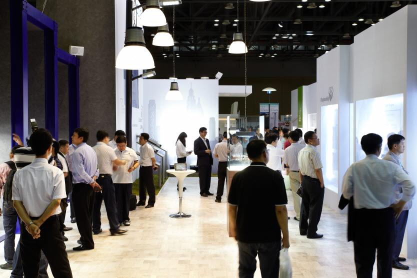 2012 LED EXPO 참가 (지식경제부 장관상 수상)